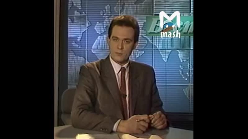 Сергей Доренко один из главных столпов постсоветской журналистики Он был с нами в самые важные моменты новой истории как на