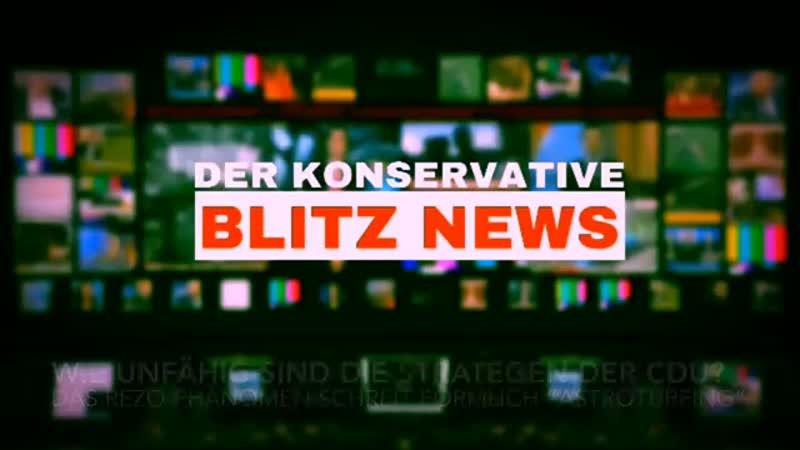 KEINER MERKT'S- Die ganze Geschichte von diesem Anti-CDU Rapper stinkt doch zum Himmel-