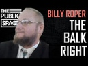 The Balk Right | Billy Roper, TPS 168