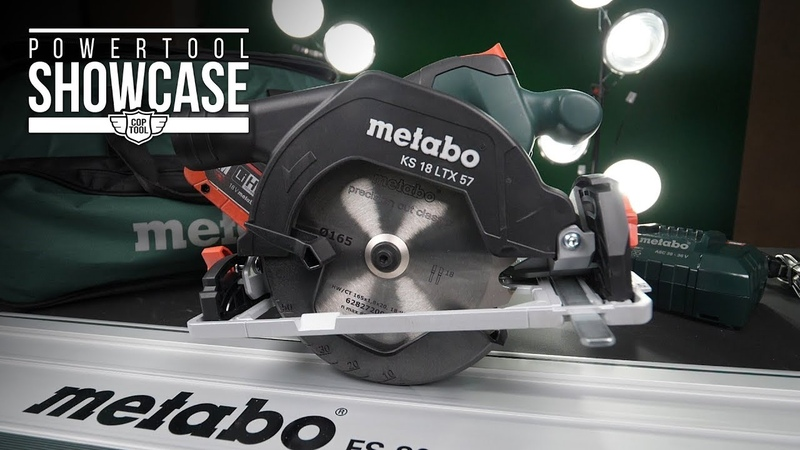 Metabo KS 18 LTX 57 Circular Saw - Power Tool Showcase