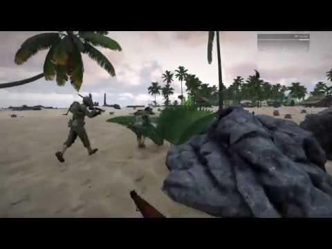 Самый короткий бой в Тихом Океане [Red Bear Iron Front ArmA 3]