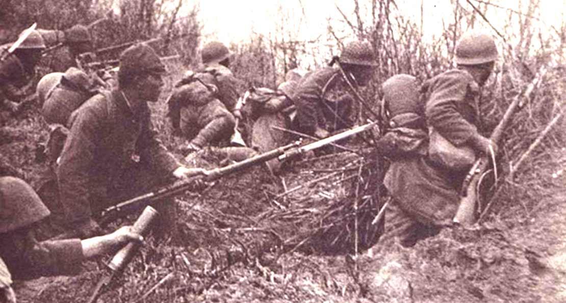 Японские винтовки