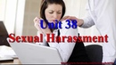 Learn English via Listening Level 3 Unit 38 Sexual Harassment