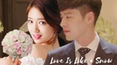 Park Shin Hye x Hyun Bin Crossover Love Is Like a Snow