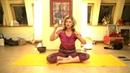 Йога для начинающих. Занятие 2. | Виктория Даракова в центре Shakti