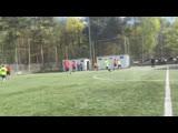 Комсомольский-Фк Алексин, 2 тайм