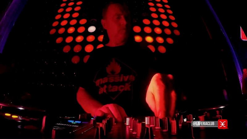 Nick Warren _ La Feria/Santiago/Chile(3 Hour Set)