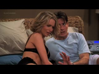 Katherine lanasa - two and a half men (2006) s04e10 nude? sexy! watch online