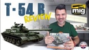 AMMO T-54B first review by Mig Jiménez