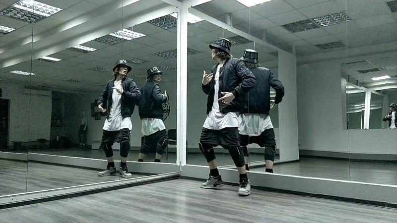 Kizer - Go girl | Aris | Freestyle dance