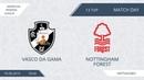 AFL19. America. Primera. Day 13. Vasco Da Gama - Nottingham Forest.