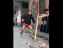 Самый жесткий боец. Тайский бокс. The most brutal fighter. Thai boxing.