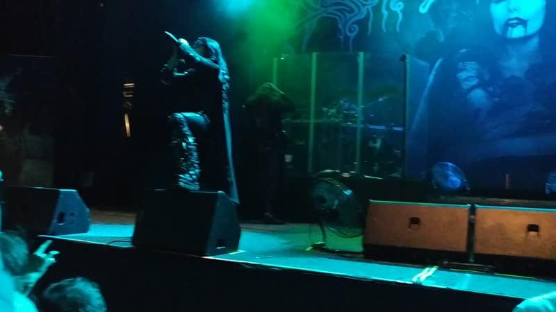 Cradle Of Filth - 01 (Live Москва Главclub green concert 15.06.19)