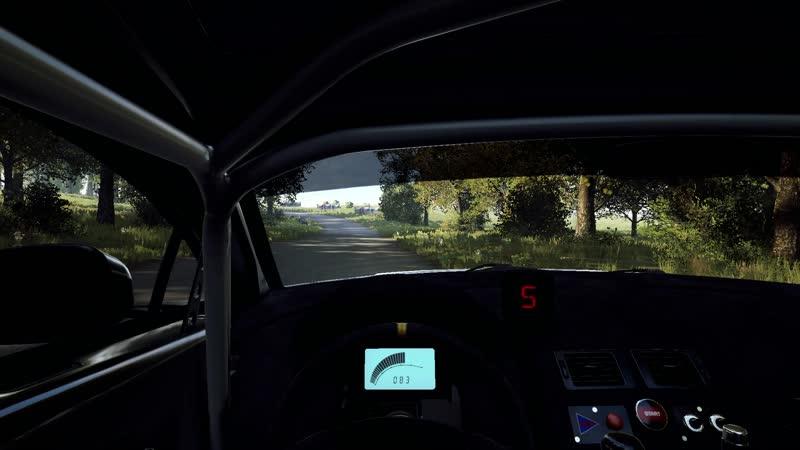 Aston Martin V8 Vantage Gt4 Rally. Makela Auto Tuning. Germany