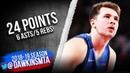 Luka Doncic Full Highlights 2019.03.20 Mavs vs Blazers - 24 Pts, 6 Assists! FreeDawkins