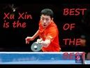 Table Tennis Xu Xin Best Points Of 2018