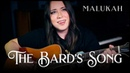 The Bards Song Blind Guardian - Malukah Cover
