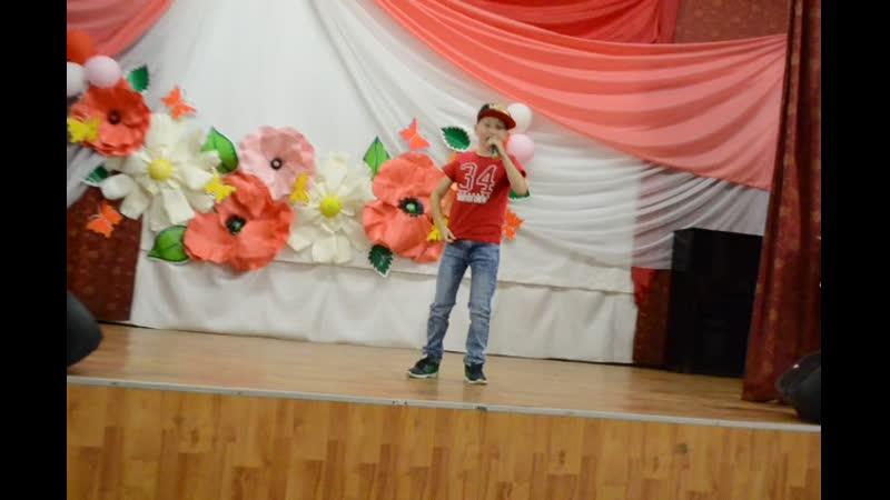 МАТВЕЙ -мой сын артистстудия КАНИКУЛЫ