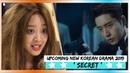 Secret Korean Drama 2019 Jo Bo Ah Park Hae Jin