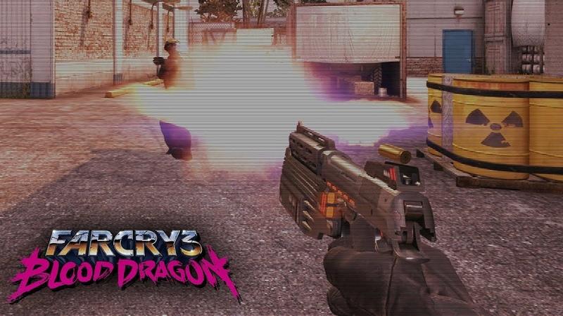 Far Cry 3 Blood Dragons A.J.M. 9 in CSGO