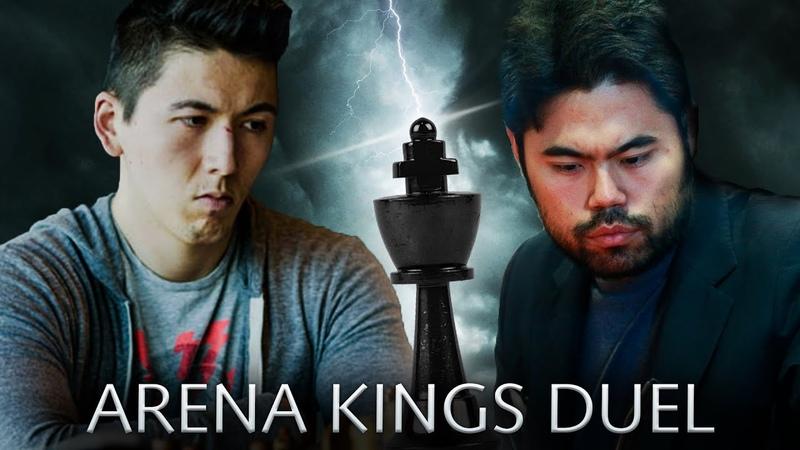 HANSEN VS NAKAMURA | Arena Kings DUEL
