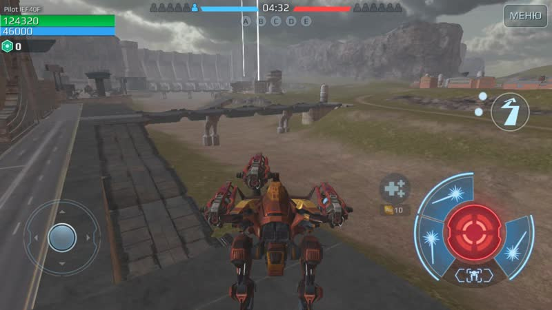 WR Test 4.8.0 (605) Haechi and 3 Hussar