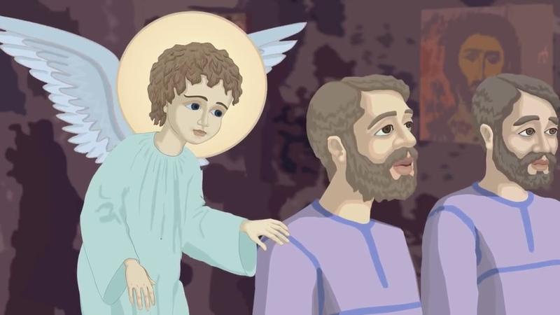 მუნჯი ლოცვა ☦️ დიდება მაღალთა შინა ღმერთს43