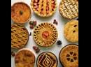 10 способов украсить верх пирога.
