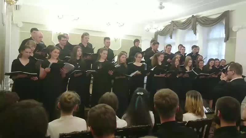 Seal lullaby choir 2019