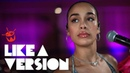 Jorja Smith covers Fugees Killing Me Softly for Like A Version