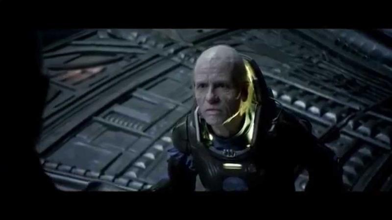 Prometheus: Engineer Corrects Weyland