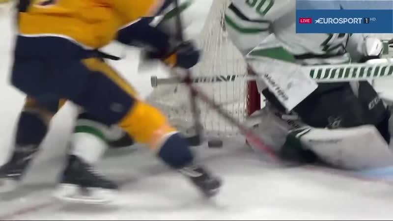 NHL 18-19, SC, WC Round 1, Game 5. Dallas Stars - Nashville Predators. Eurosport. Rutracker.org (1)-003