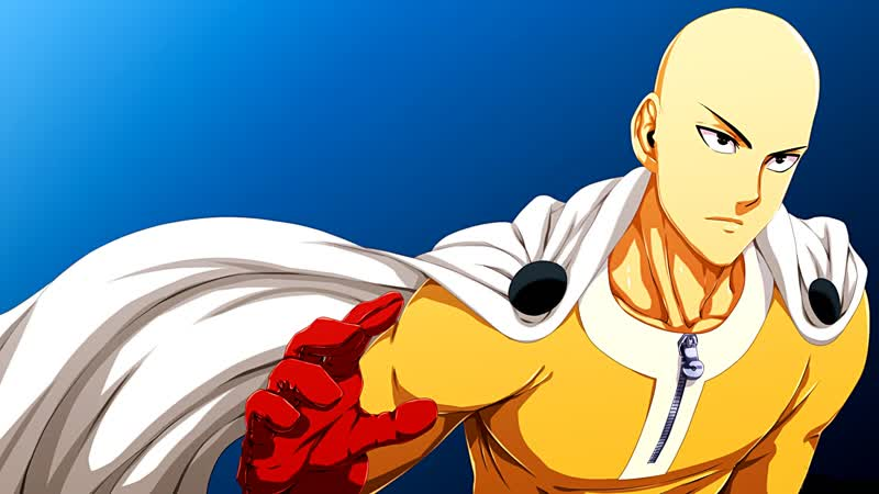 Сайтама / One Punch Man 1 сезон Special OVA