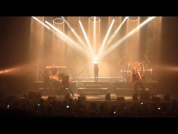 Epica Reverence @ 013 Tilburg 30-04-2014 cd release show