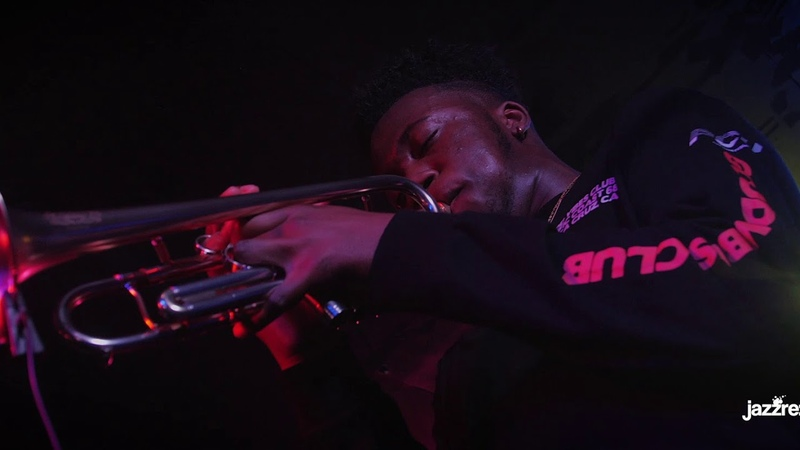 The young don, Ife Ogunjobi Live @jazzrefreshed [May 2019]