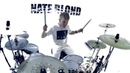 Ariana Grande 7 Rings DRUM COVER Nate Blond