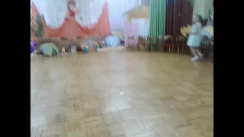 Осенний утренник у Дианы. 2018г.