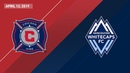 Chicago Fire vs. Vancouver Whitecaps FC | HIGHLIGHTS - April 12, 2019