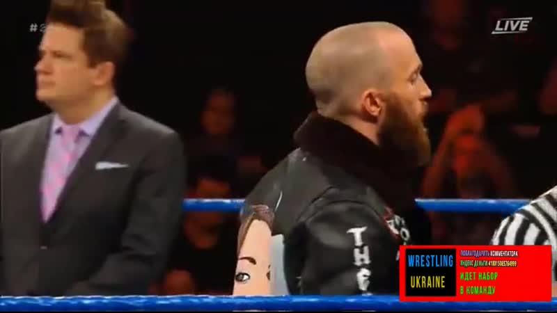 [Wrestling Ukraine]Highlights]WWE 205 Live 21 May 2019 HD]Огляд Українською]