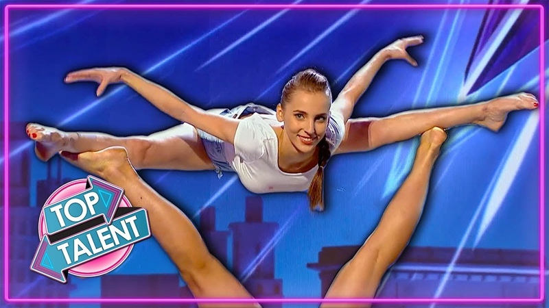 Top 5 Acrobats Around The World on Got Talent | Top Talent