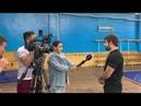 Гаджи Алиев провел мастер класс с борцами в Республике 2