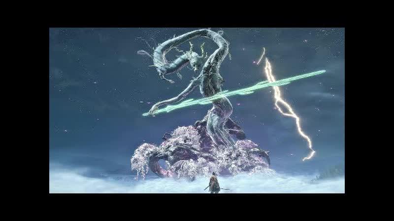 Sekiro™_ Shadows Die - Божественный Дракон