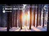 4 Strings &amp Susanne Teutenberg - A Brand New Day (CRR) + LYRICS