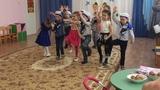 Танец Капитан улыбнитесь выступление в детском саду .