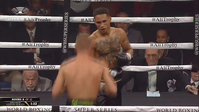 WBSS Season 2 Semi Final Lafayette Prograis vs Relikh part 2