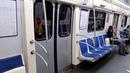 Gostiny Dvor to Begovaya ride Line 3 Saint Petersburg Metro