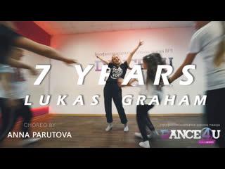 Lukas graham 7 years   choreo by anna parutova