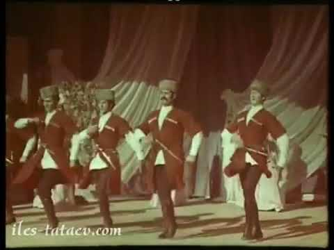 Классический ингушский танец Балетмейстер Заслуженный артист РФ Саид Эмин Януркаев