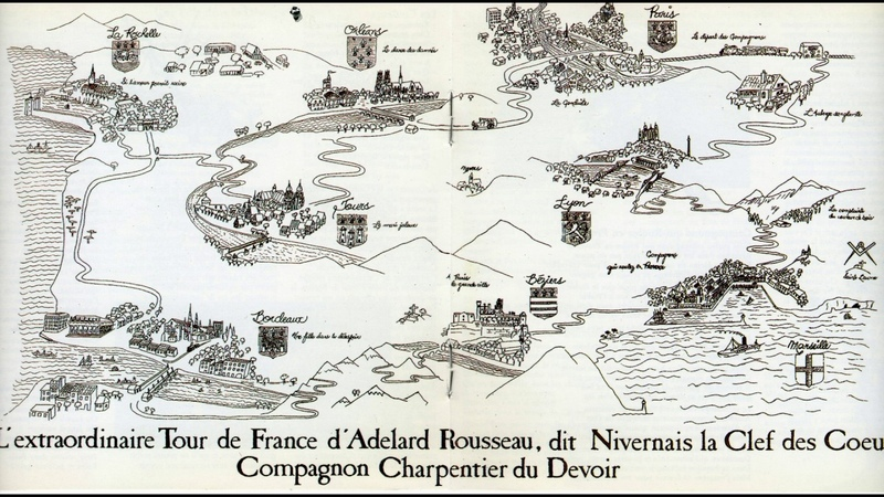 Malicorne - L'Extraordinaire Tour de France d'Adélard Rousseau -1978 - Full Album