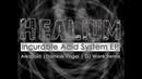 Healium - Acid Model (DJ Wank Remix) (Flatlife Records)